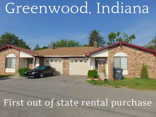 out of state rental