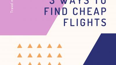3-ways-to-find-cheap-flights