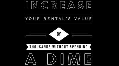 increase value