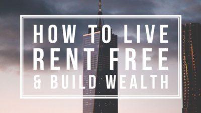 live rent free