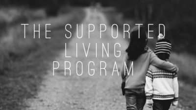supported living program